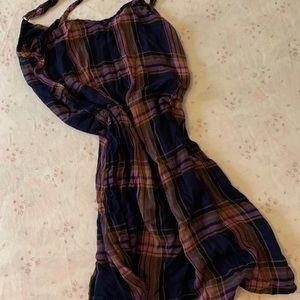 ღ︎︎ Plaid dress ღ︎︎